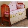 бортики в детскую кроватку для новорожденного