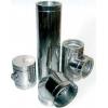 Димоходи з кислотостійкої нержавіючої сталі