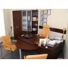 Офисная мебель на заказ любой сложности из ДСП и МДФ