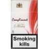 Сигареты опт мелкий крупный Compliment super slims 320$ -500 пачек