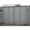 Продам воротины от въездных ворот 2 х1350 х2000 мм б.  у.