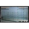 Фурнитура для витрин кубиков горок кубов стеклянных