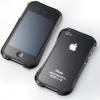 Изогнутый металлический бампер Deff CLEAVE для iPhone 5 и iPhone 4/4S