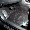 Резиновые ковры в салон  в багажник низкие цены