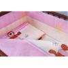 Спальный набор белья в детскую кровать -Мишка солнышко