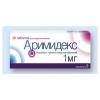 Срочно нужно купить Аримидекс,  а в аптеках его нет?