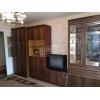 1-к квартира,  бул.  Краматорский,  заходи и живи,  с мебелью,  +коммунальные платежи (2400 летом)