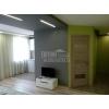 1-к квартира,  Соцгород,  Юбилейная,  рядом маг.  Маяк,  VIP,  быт. техника,  встр. кухня,  с мебелью,  +коммун. пл.