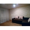 1-но комнатная квартира,  Соцгород,  Румянцева,  рядом центр занятости,  евроремонт,  с мебелью,  встр. кухня,  быт. техника,  +