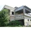 3-этажный дом 10х13,  9сот. ,  недостроенный,  готовность 50%