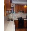 3-х комнатная теплая квартира,  Даманский,  бул.  Краматорский,  шикарный ремонт,  встр. кухня,  с мебелью,  +коммун.  платежи