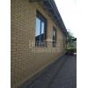 большой дом 12х15,  10сот. ,  все удобства в доме,  газ,  без отделочных работ,  во дворе:  беседка с мангалом,  фонтан,  видеон