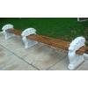 Декоративные изделия из бетона для садово-парковой архитектуры