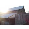 дом 6х7,  9сот. ,  Ясногорка,  все удобства в доме,  вода,  дом газифицирован,  нов.  крыша;  +жилой флигель