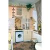 двухкомнатная теплая кв-ра,  Соцгород,  Парковая,  транспорт рядом,  с евроремонтом,  быт. техника,  встр. кухня,  с мебелью