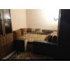 Эксклюзивный вариант.  1-к теплая квартира,  Даманский,  Дворцовая,  транспорт рядом,  в отл. состоянии,  с мебелью,  +коммун.