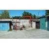 гараж,  8х4, 5 м,  полный комплект документов,  крыша - плиты,  стены - шлак