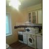 Хороший торг!  1-комнатная квартира,  Даманский,  Парковая,  транспорт рядом,  в отл. состоянии,  встр. кухня,  с мебелью,  быт.