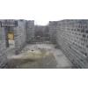 Интересное предложение.  дом 7х8,  6сот. ,  Красногорка,  вода,  недостроенный