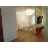 Интересное предложение.  двухкомнатная хорошая квартира,  Даманский,  Парковая,  шикарный ремонт,  с мебелью,  встр. кухня,  быт