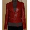 Куртка-пиджак,  натуральная кожа