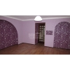 Лучшее предложение!  3-х комнатная уютная кв-ра,  Хрустальная,  евроремонт,  с мебелью,  встр. кухня,  автономное отопл. ,  охра
