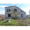 Недорого.   прекрасный дом 11х12,   12сот.  ,   Шабельковка,   колодец,   недостроен.  ,   готовность 70 %,
