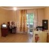 Недорого продам.  1-комнатная кв. ,  Даманский,  бул.  Краматорский,  рядом « Элма-Сервис» ,  с мебелью,  встр. кухн
