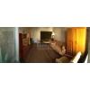 Отличный вариант.  1-комнатная квартира,  Лазурный,  все рядом,  с мебелью,  +коммун. пл(не в отопительный 2000 грн. )