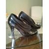 Продам туфли черные,    лакированные