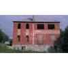Продам.  теплый дом 12Х13,  12сот. ,  Новый Свет,  недостроенный,  готовность 42%