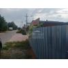 Продам.   земельн.   уч-к,   10 сот.  ,   Беленькая,   новый фундамент,   участок спланирован,   хоз.  постройки,   утверждённый