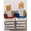 Сигареты Bond red и Bond Blue мелким и крупным оптом (360$)