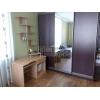 Снижена цена.  1-но комнатная теплая квартира,  центр,  Маяковского,  транспорт рядом,  ЕВРО,  с мебелью,  встр. кухня,  +счетчи