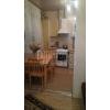 Снизили цену!  1-комн.  квартира,  Соцгород,  Сакко и Ванцетти,  рядом ГОВД,  в отл. состоянии,  встр. кухня,  с мебелью,  кухня