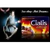 Таблетки Cialis для продолжительного полового акта 320 грн/упк