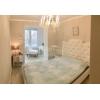 трехкомн.  теплая квартира,  Беляева,  транспорт рядом,  шикарный ремонт,  с мебелью,  +коммун. пл.