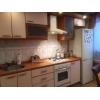 трехкомн.  теплая квартира,  в престижном районе,  все рядом,  шикарный ремонт,  быт. техника,  встр. кухня,  с мебелью