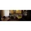 трехкомнатная квартира,  все рядом,  шикарный ремонт,  встр. кухня,  с мебелью