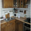 трехкомнатная теплая кв-ра,  Станкострой,  Днепровская (Днепропетровская) ,  в отл. состоянии,  с мебелью,  встр. кухня