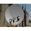 Установка спутникового ТВ в Краматорске.   Без абон.   платы.