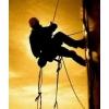 высотные работы:  монтаж окон,  балконов,  кондиционеров,  утепление стен и пр.