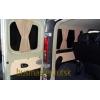 Автошторы.  Шторки на микроавтобус Renault Trafic - Рено Трафик