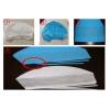 Линия производства одноразовых шапочек для врачей.