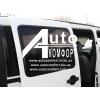Блок правый (окно с форточкой)  на Fiat Doblo 2000- (Фиат Добло 2000-)