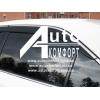 Дефлекторы боковых стекол (ветровики)  на автомобиль