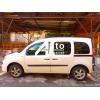 Передний салон,  левое окно на автомобиль Renault Kangoo 08