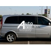 Передний салон,  правое стекло на автомобиль Mercedes-Benz Vito 04