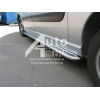 Пороги (дуги)  боковые (боковая подножка / площадка-порог / площадка труба)  на автомобиль