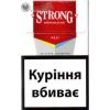 """Продам оптом сигареты Strong (Оригинал """"Львовская Табачная Фабрика ОАО"""")"""